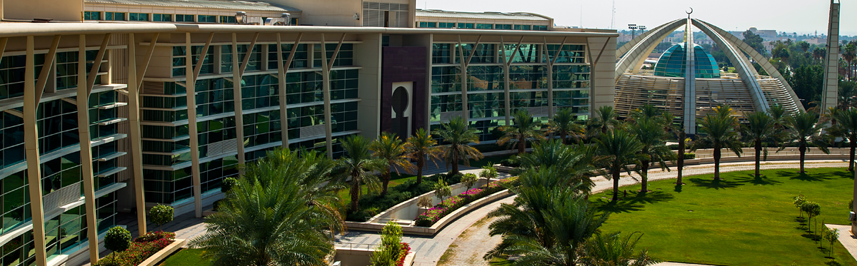 Facilities and infrastructure department at Alfaisal University, one of the top universities in Saudi Arabia
