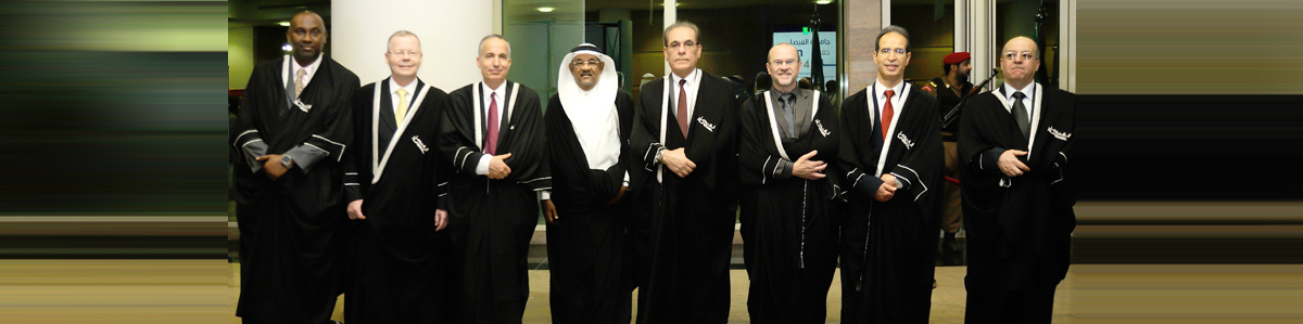 National and Global Faculty from 28 Different Countries at Alfaisal University