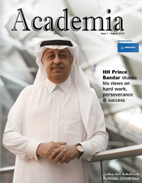Academia Magazine Alfaisal University 1st August 2015 Issue