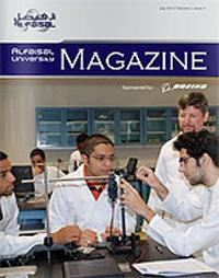 Alfaisal University Magazine 2011 Issue